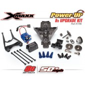 Traxxas XMAXX 8S PowerUp Upgrade Kit 7795