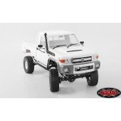 Rc4wd Trail Finder 2 Scaler 1: 10 LWB w/ Land Cruiser LC70 Body Set Bundle