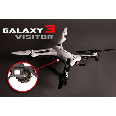 Nine Eagles Galaxy Visitor 3 drone quad camera RTF Mode 2