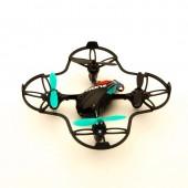 Hobbyzone Zugo Drone Quad with 2 Mpx 720p Camera RTF
