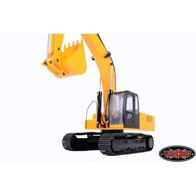 Rc4wd Earth Digger 4200XL Hydraulic Excavator 1:12 Scale RTR Version 1.5