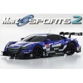 Kyosho Mini-Z Sports 2 MR-03S2 Honda NSX Concept Raybrig