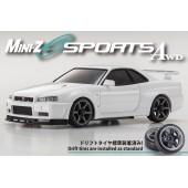 Kyosho MINI-Z AWD MA-020 S Nissan Skyline R34 Drift Gyro