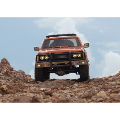 Cross RC Pick Up Radiocomandato PG4 Kit Scaler 1: 10