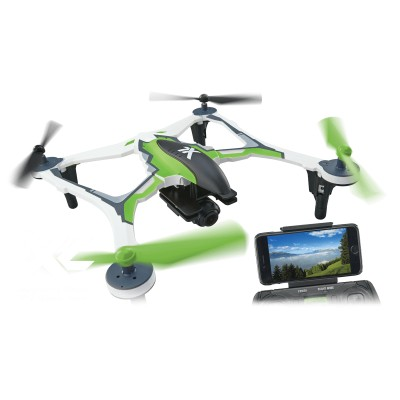 Dromida XL 370 UAV Quad Drone RTF Various Colors
