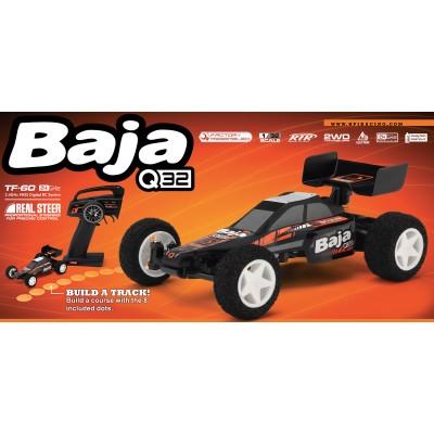 Hpi Racing Micro Rc Car 1/32 Micro Baja Buggy rtr