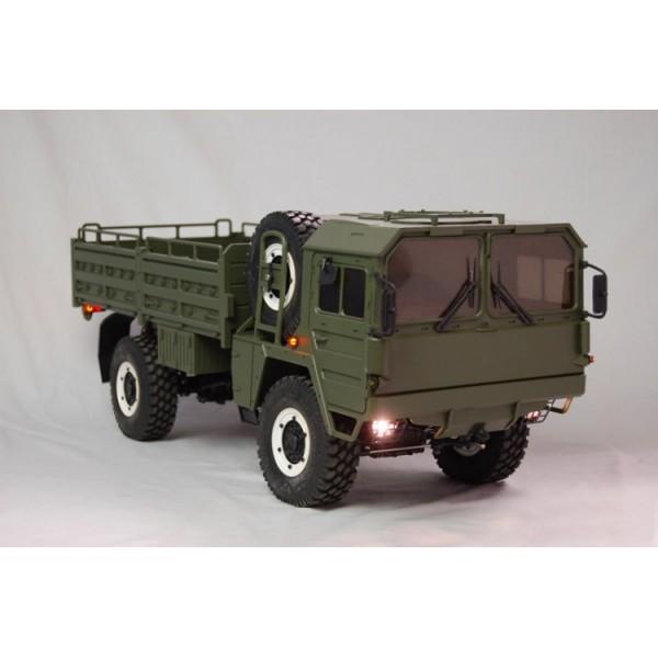 Cross Rc Scale Model Trial 4x4 Truck R C Mc4 Kit 1 12