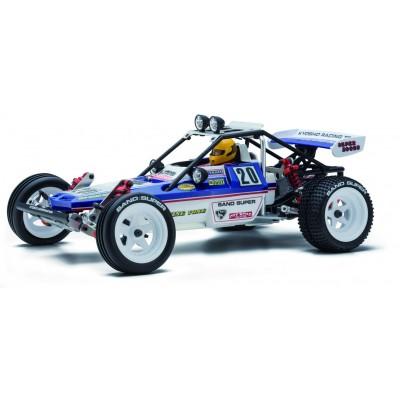 Kyosho Kit Buggy Turbo Scorpion Legendary Series 2WD 30616