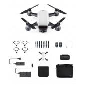 Dji Spark Mini Drone Combo Radio Alpine White Fpv