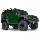 Traxxas TRX4 Land Rover Defender Scaler RC 4x4 RTR 1/ 10 Limited Green