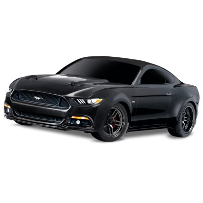 Traxxas Ford Mustang GT 4Tec 2.0 Rc Chassis RTR Onroad Grey