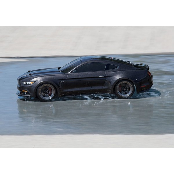 traxxas ford mustang gt 4tec 2 0 rc chassis rtr onroad. Black Bedroom Furniture Sets. Home Design Ideas