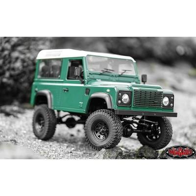 Rc4wd Gelande II RTR 1: 10 Land Rover Defender D90 Green Edition