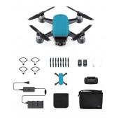 Dji Spark Mini Drone Combo Radio Sky Blue Fpv