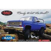 Rc4wd Trail Finder 2 4WD Scaler 1: 10 Chevrolet Blazer Body Set Bundle