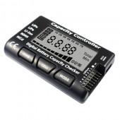 EV Tester Batteries LiPo LiFe Li-Ion NiMh NiCd