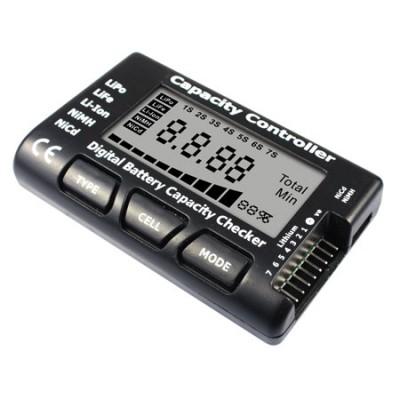 EV Tester Batterie LiPo LiFe Li-Ion NiMh NiCd