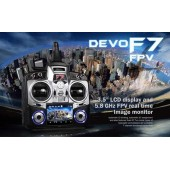 KIT - DEVO F7 - RADIO - FPV VIDEO SYSTEM