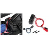 Traxxas TRX4 8028 Power Supply for Lights