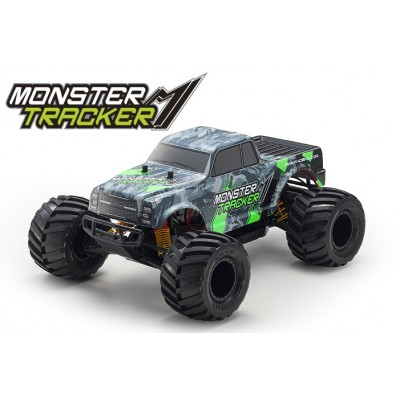 Kyosho Monster Tracker Elettrico 1 /10 EP 2WD MT RS  Verde