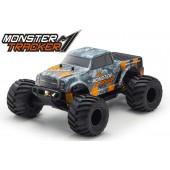 Kyosho Monster Tracker Elettrico 1 /10 EP 2WD MT RS Arancione