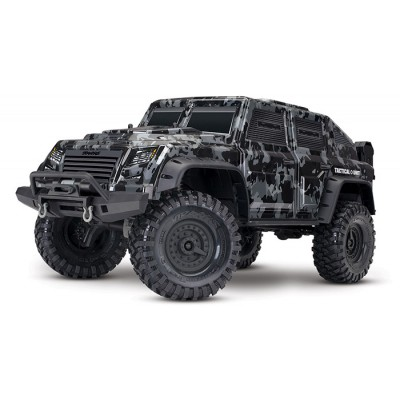 Traxxas TRX4 Tactical Unit Scaler RC 4x4 RTR 1/ 10 Camouflage