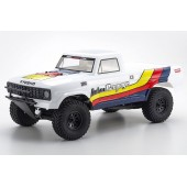 Kyosho Scaler Pick-Up Elettrico 1 /10 Offroad Outlaw Rampage White EP 2WD 2RSA RS