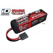 Battery Traxxas ID Lipo 3S 11.1V 8400 Mah 25C