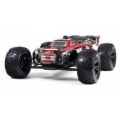 Arrma Kraton 6S V2 4WD BLX 1 /8 Monster Truck RTR nera /rossa