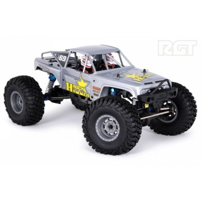 Right 1 /10 Rock Hammer 4WD 2WS RTR Rock racer