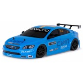 Right Polestar S60 4WD WTCC 1 /10 Scale Touring Car RTR Brushless Onroad
