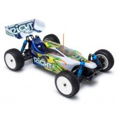 Right 1 /10 E-Digger Buggy 4WD 2 .4G Brushless RTR