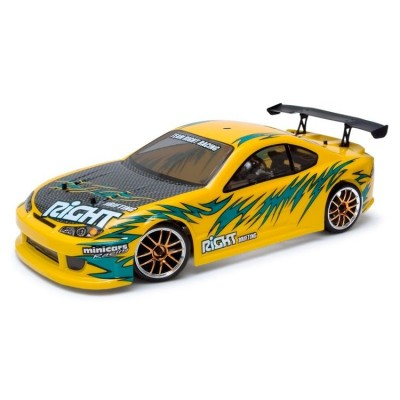 Right E-Drift Scale RC Electric Drifting Car 1/ 10 Scale 4WD RTR