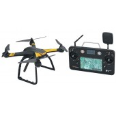 Hubsan X4 Pro HIGH Drone Quad Professionale Waypoints Touch 3 Assi 1080p Touch