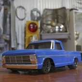 Vaterra 1 /10 1968 Ford F-100 Pick Up Truck V100-S 4WD Brushed RTR
