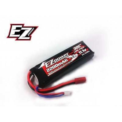 2200 MAH 3S 11,1V - 30C - Battery pack