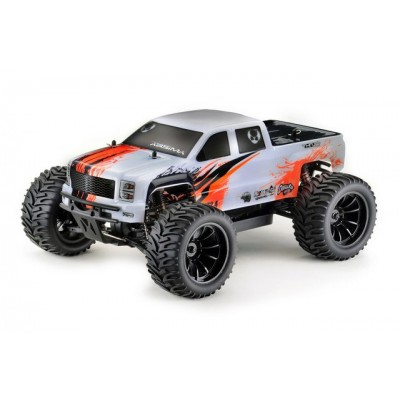 Absima Monster truck 1 /10 EP AMT2 4BL 4WD Brushless RTR Orange