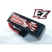 10000 MAH 2S 7,4V - 40C - Battery pack