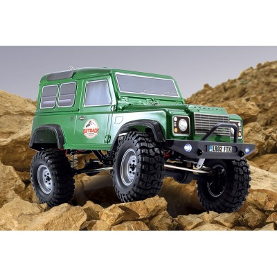 FTX Outback Ranger 2 .0 4x4 Scaler 1/ 10 RTR with Led Lights