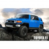 Mst Cmx Toyota Fj 1/ 10 4WD Scaler R /C RTR