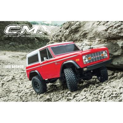 Mst Cmx Ford Bronco Scaler Radiocomandato 1 /10 4wd RTR