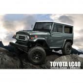 Mst Cmx Toyota LC40 Scaler Radiocomandato 1 /10 4wd RTR