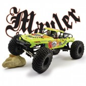 FTX Mauler Rc Crawler 4x4 1 /10 Scale RTR Yellow
