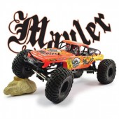 FTX Mauler Rc Crawler 4x4 1 /10 Scale RTR Red