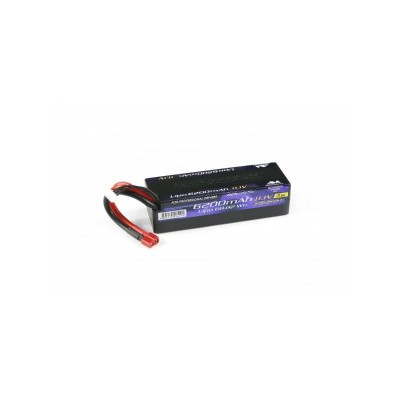 Arrowmax Batteria LiPo 3S 6200mah 11,1v 55c Hard Case