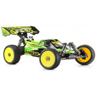 Team C TR8E V2 Buggy Brushless 1 /8 4WD Competition RTR Alluminum Parts