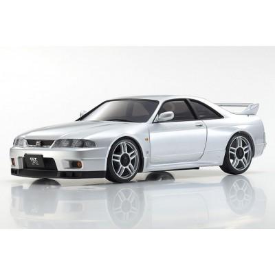 Kyosho MINI-Z AWD MA-020 S Nissan Skyline Silver GT- R Drift