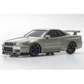 Kyosho MINI-Z AWD MA-020 S Nissan Skyline GT- R Drift