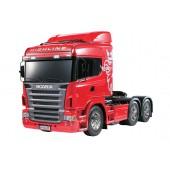 Tamiya Kit Traktor Truck Scania R620 Highline 6x4 Gigaspace 3363 Blue 1 /14 TA56323