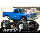 Mst Cmx MTX-1 Monster Truck Brushless Radiocomandato 1 /10 4wd RTR